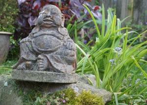 Garden Buddha May 5, 2014